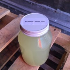 Cabbage Juice – QUART