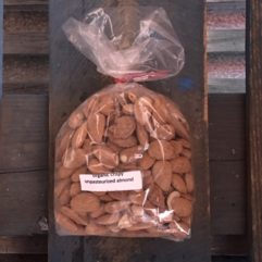 Almonds -12 oz Bag