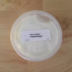 Buffalo Butter – 1/2 lb – NO SALT