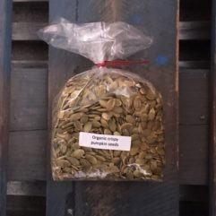Pumpkin Seeds – 12 oz Bag