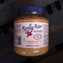 Honey – Really Raw Brand