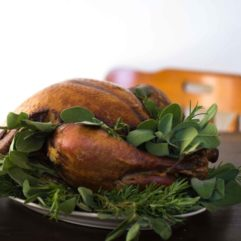 Whole Smoked Turkey – $5.75/lb
