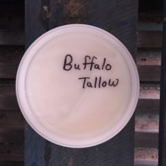 Buffalo Tallow – PINT