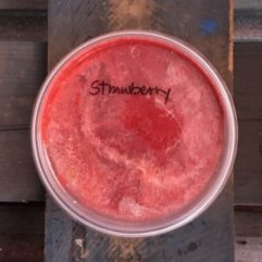 Crushed Strawberries – frozen – PINT