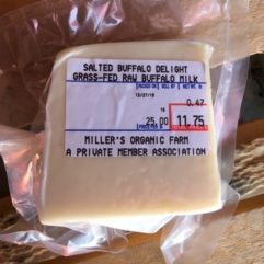 Buffalo A2/A2 Delight Cheese – 1/2 lb
