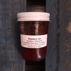 Jam – Blueberry – 8oz