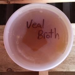 On Sale – Veal Broth – QUART