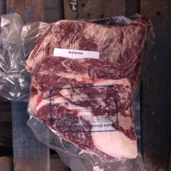 On Sale – Beef Brisket – per lb