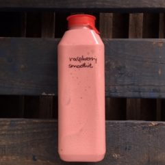 Red Raspberry Smoothie – PINT