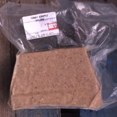 Turkey Scrapple – per lb