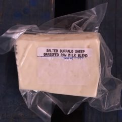 Sheep/Buffalo Feta Blend – per lb