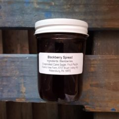 Blackberry Spread – 8oz